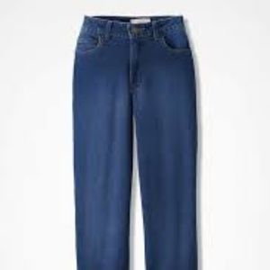 Coldwater Creek ShapeMe Relaxed Straight-Leg Jeans